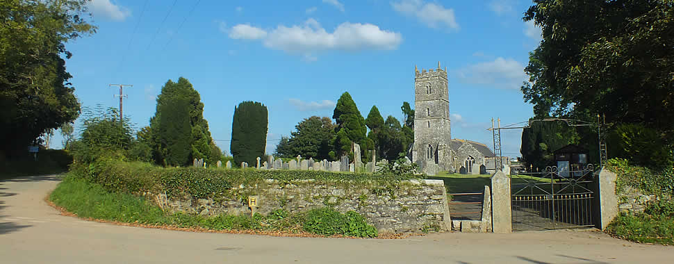 St Sampson's Church, South Hill